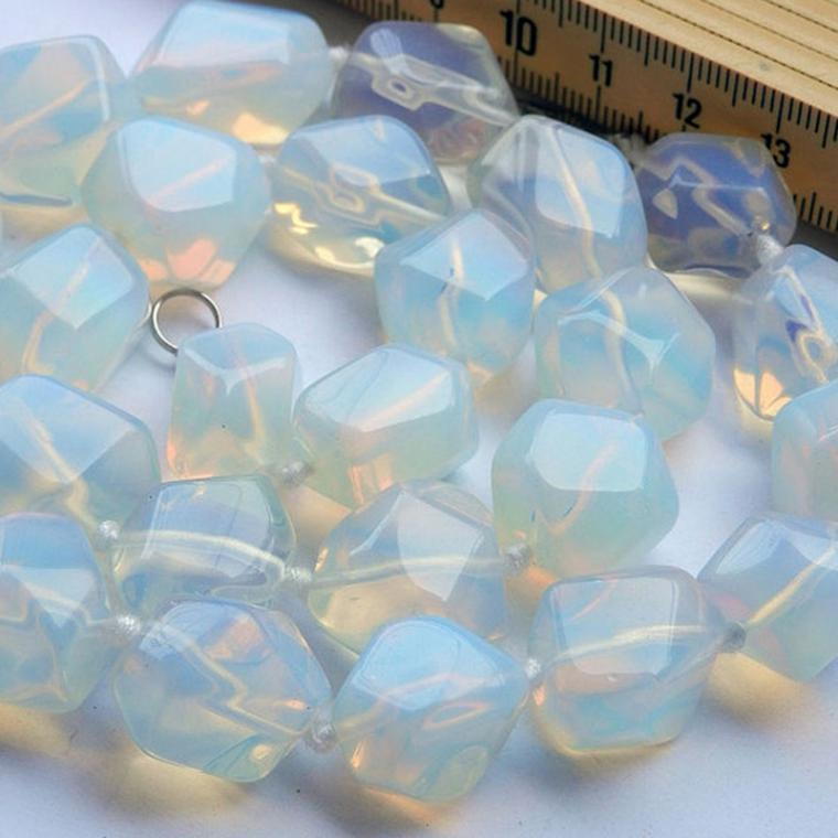Прдржа натуральных природных лунных камней из азии