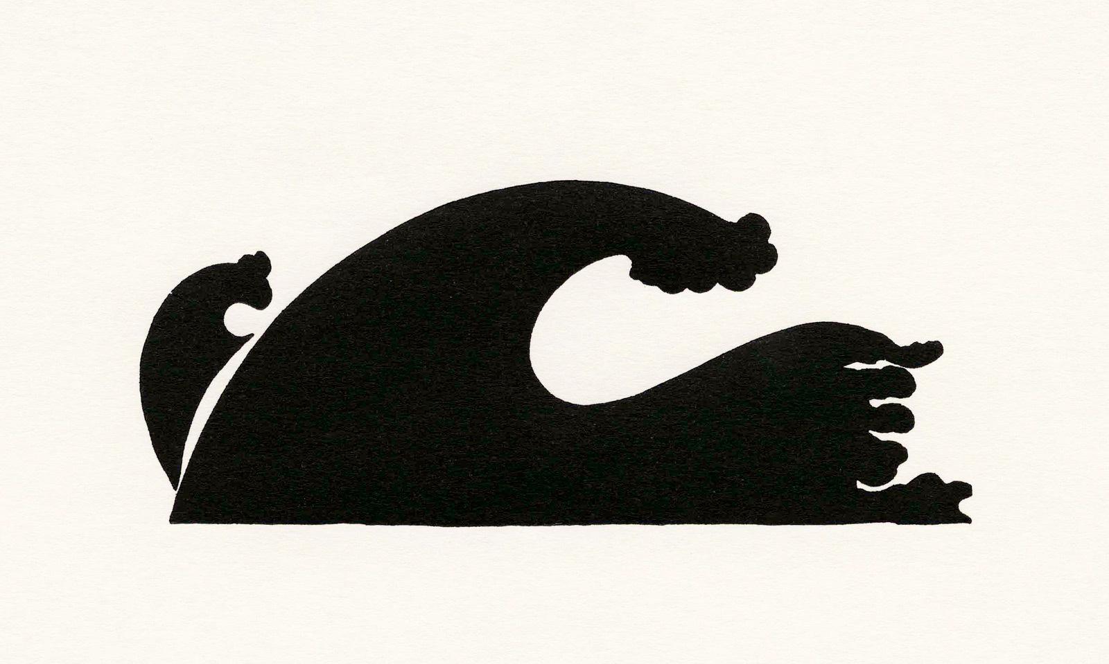 Черно-белая графика знаменитых художников, фото № 46