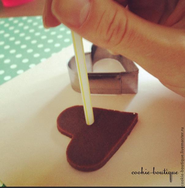 печенье с цветной глазурью рецепт с фото