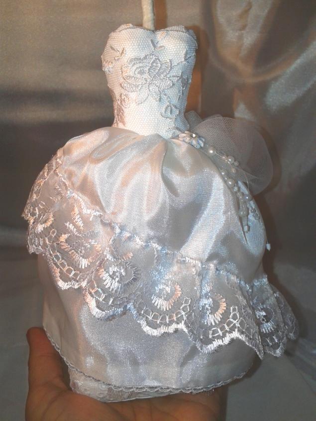 свадебные украшения, игрушка свадебная