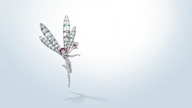 Танец, как источник вдохновения в украшениях Van Cleef & Arpels, фото № 20