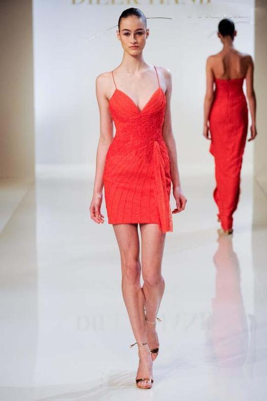 Dilek Hanif Haute Couture весна-лето 2014, фото № 16