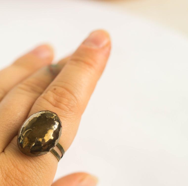 керамика кольцо