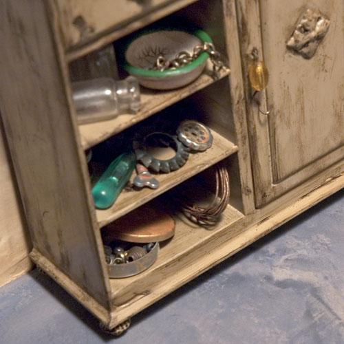 Невероятные кукольные домики и интерьеры Hila Rosenberg. Часть 2, фото № 14