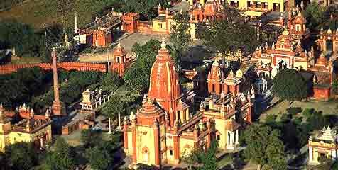 индийский, города индии