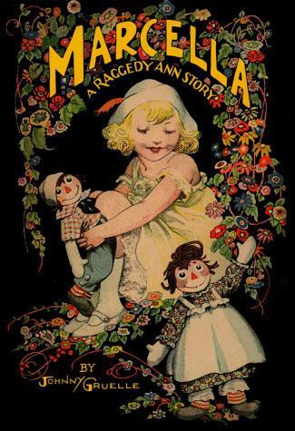 кукла, реггеди энн, кукла-примитив, улыбка, новость магазина, новинка, ароматизированная игрушка