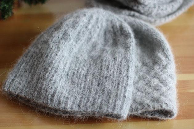 альпака, шапка, лана гросса, garzato fleece