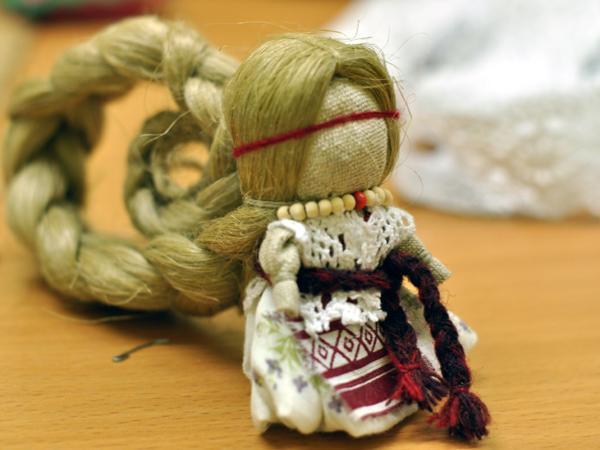 Как делать обережную куклу