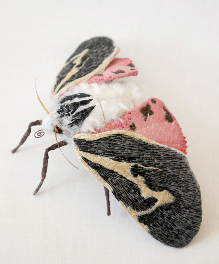 Текстильные шедевры, или Бабочки как источник вдохновения, фото № 20