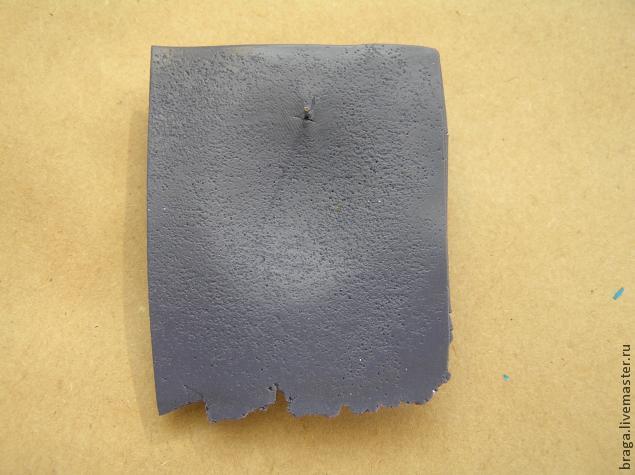 урок полимерная глина