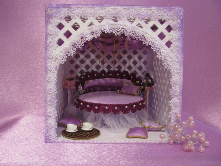 кукольный домик, ночник