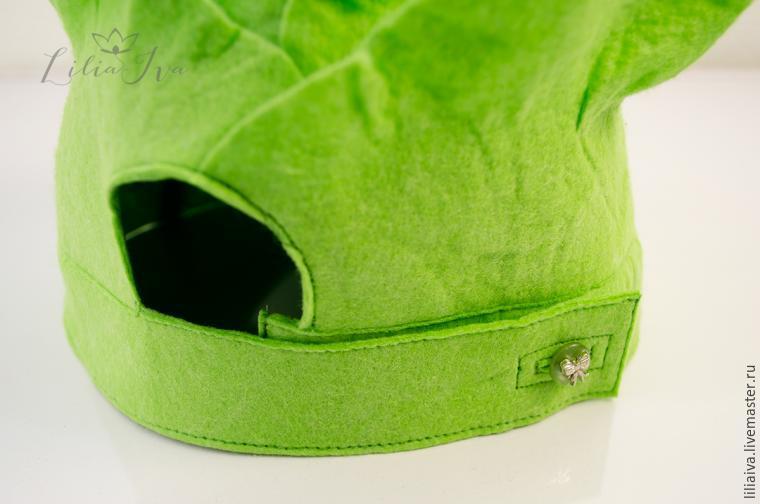 Шьем шапочку-капусту для детского капустника, фото № 15
