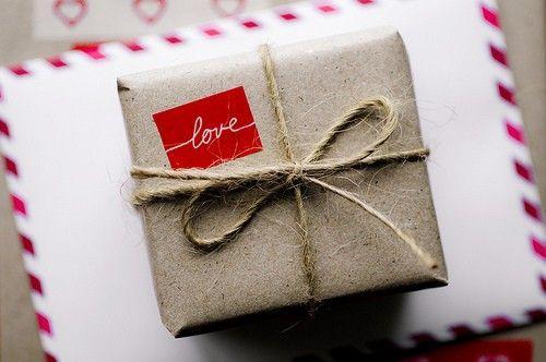 Влюбленное сердце. Оригинальные идеи упаковки подарка., фото № 9
