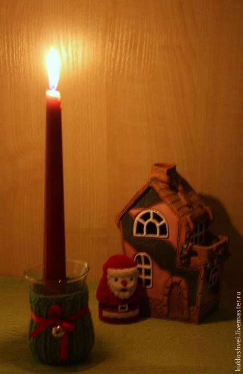 Теплі свічники.