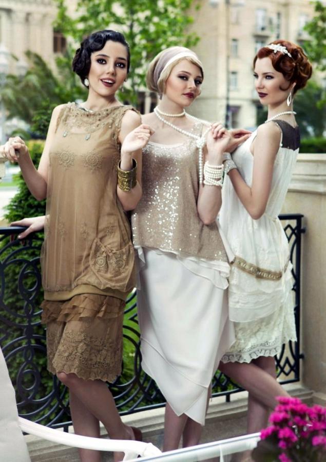 платья в стиле великий гэтсби фото существует ряд