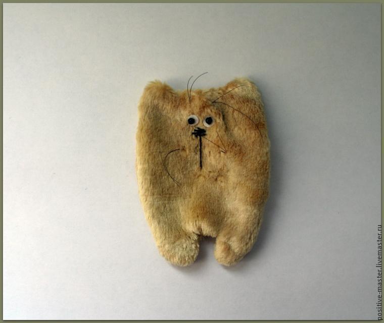 Пришло время шить теплых котов, фото № 5