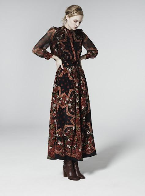 Юбки и платья из платков