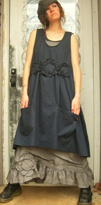 Как сшить платье в стиле бохо мастер класс