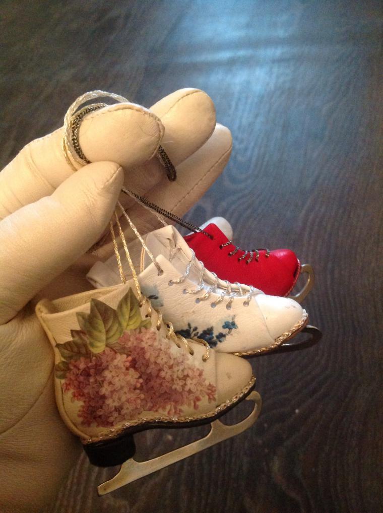 мастер-класс, обувь для кукол