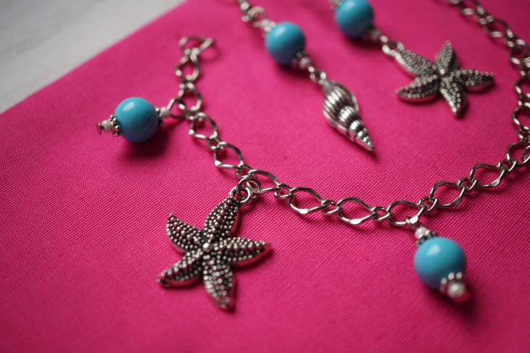 морская тема, нефрит, браслет, натуральные камни