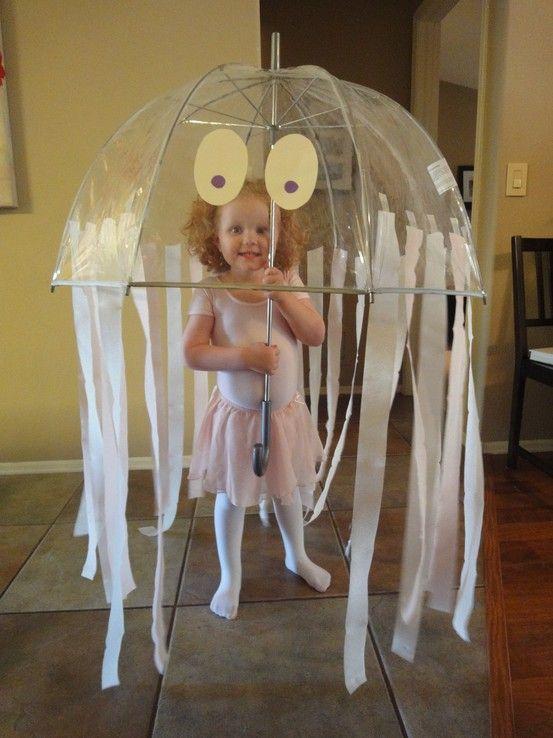 Костюмы медузы своими руками