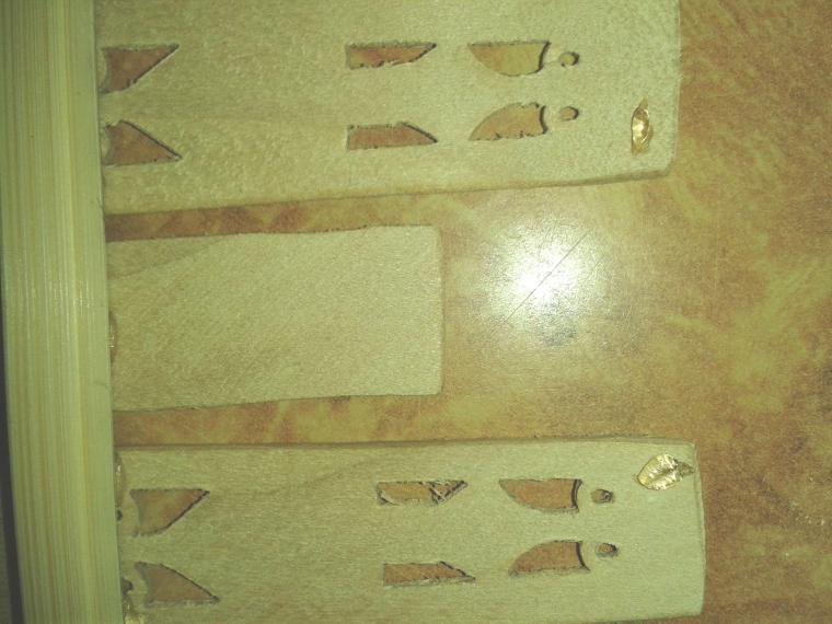 Мастерим декоративный забор с цветочными горшками для мини-садика, фото № 12