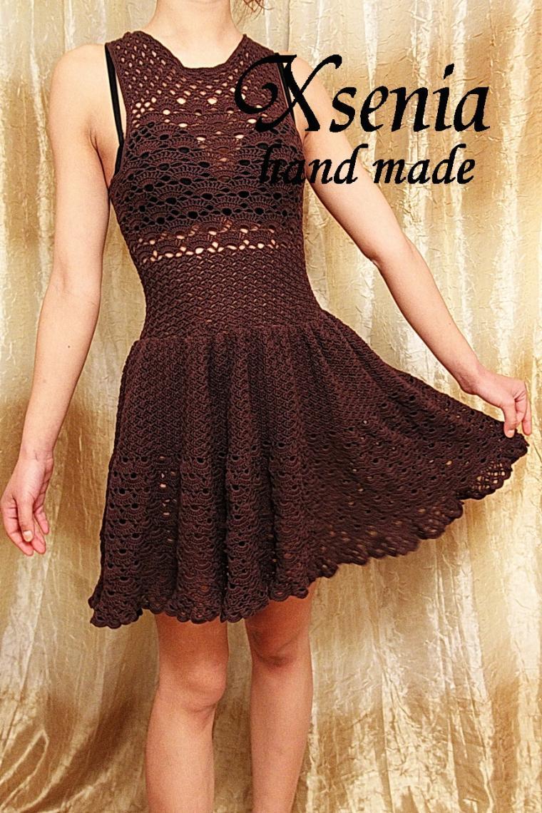 акция магазина, акции и распродажи, акции магазина, к новому году, платья, платье в пол, платье крючком, платье макси