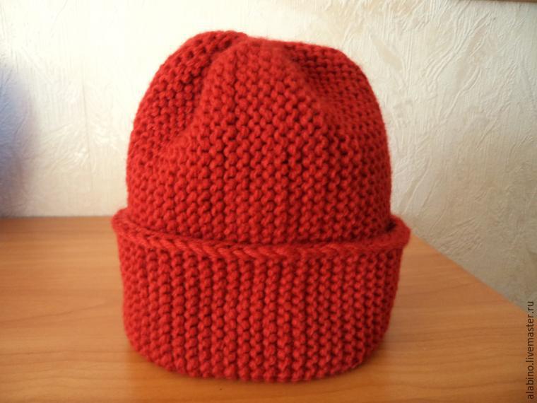 как связать модную шапку бини мастер класс для начинающих и