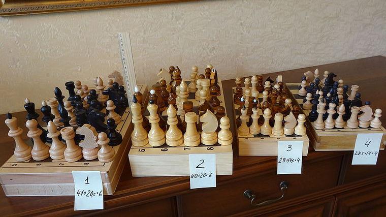 образцы шахматных фигур