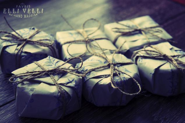 Моя упаковка и формы мыла с нуля, фото № 16