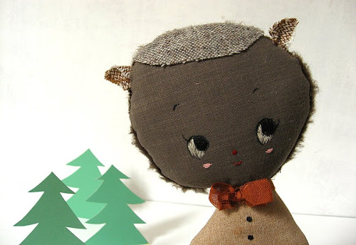 текстильная кукла, для ребенка