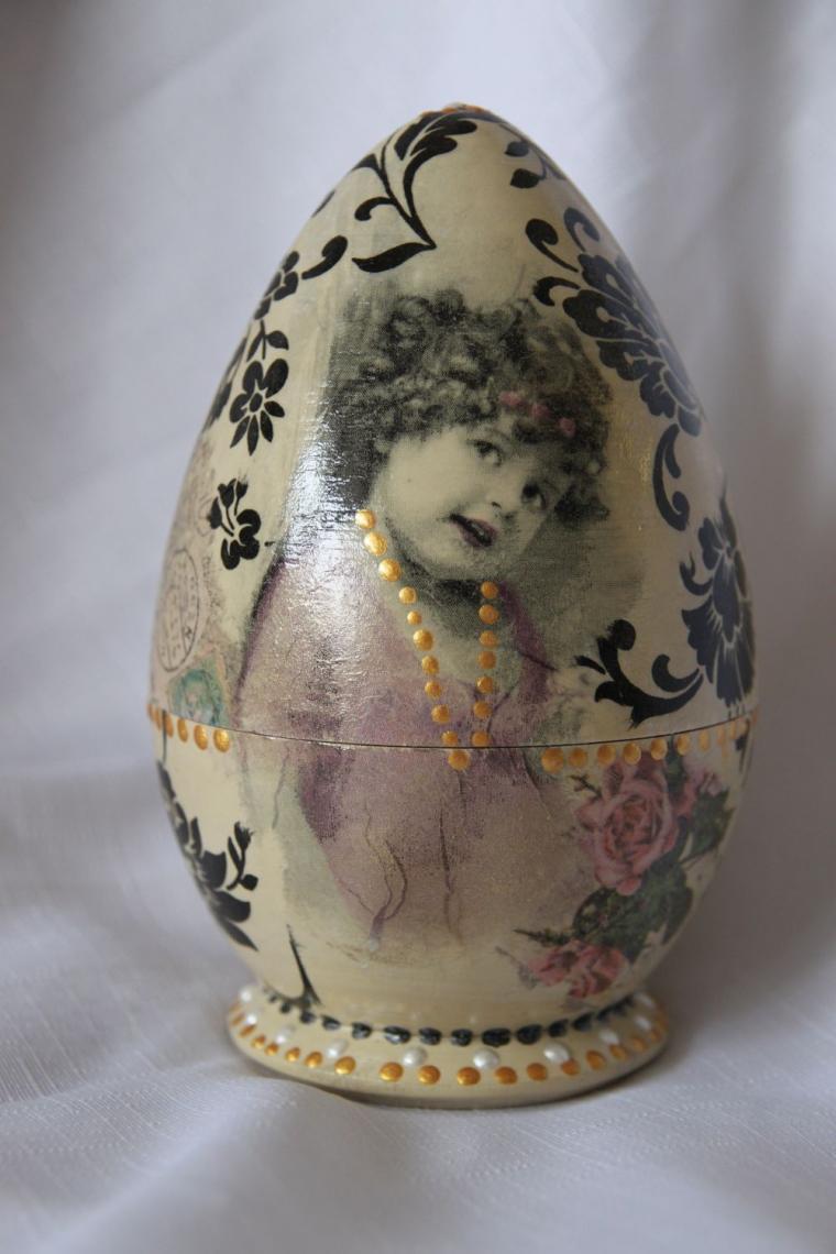 старение яйца, подарок на пасху