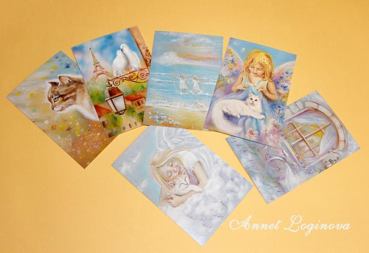 О приеме заказов на Новый год и новые открытки!, фото № 4