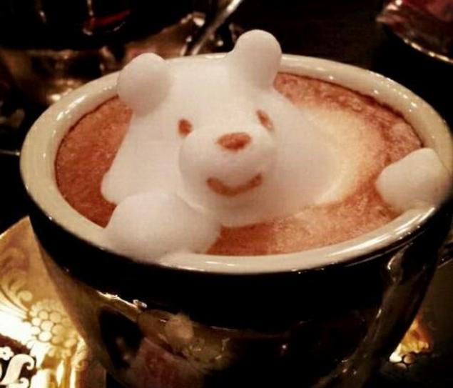 кофе-арт