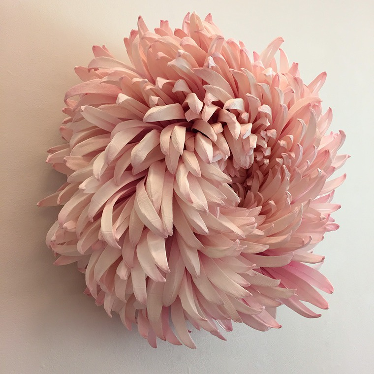 Giant Paper Flowers by the American Artist Tiffany Turner, фото № 6