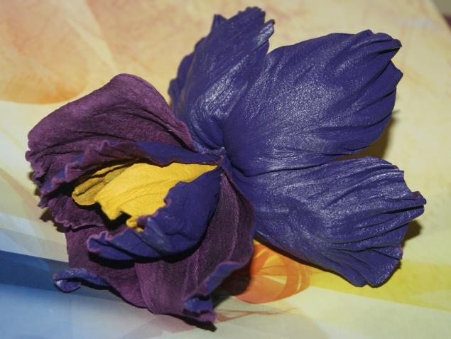 мк, мастеркласс, цветы ручной работы