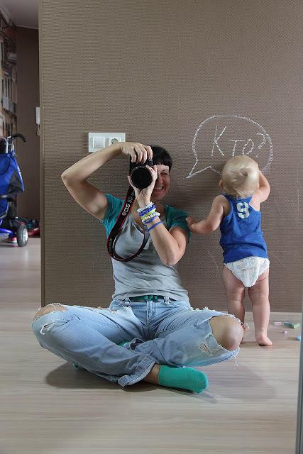 Как рисовать с малышом полутора лет, фото № 2