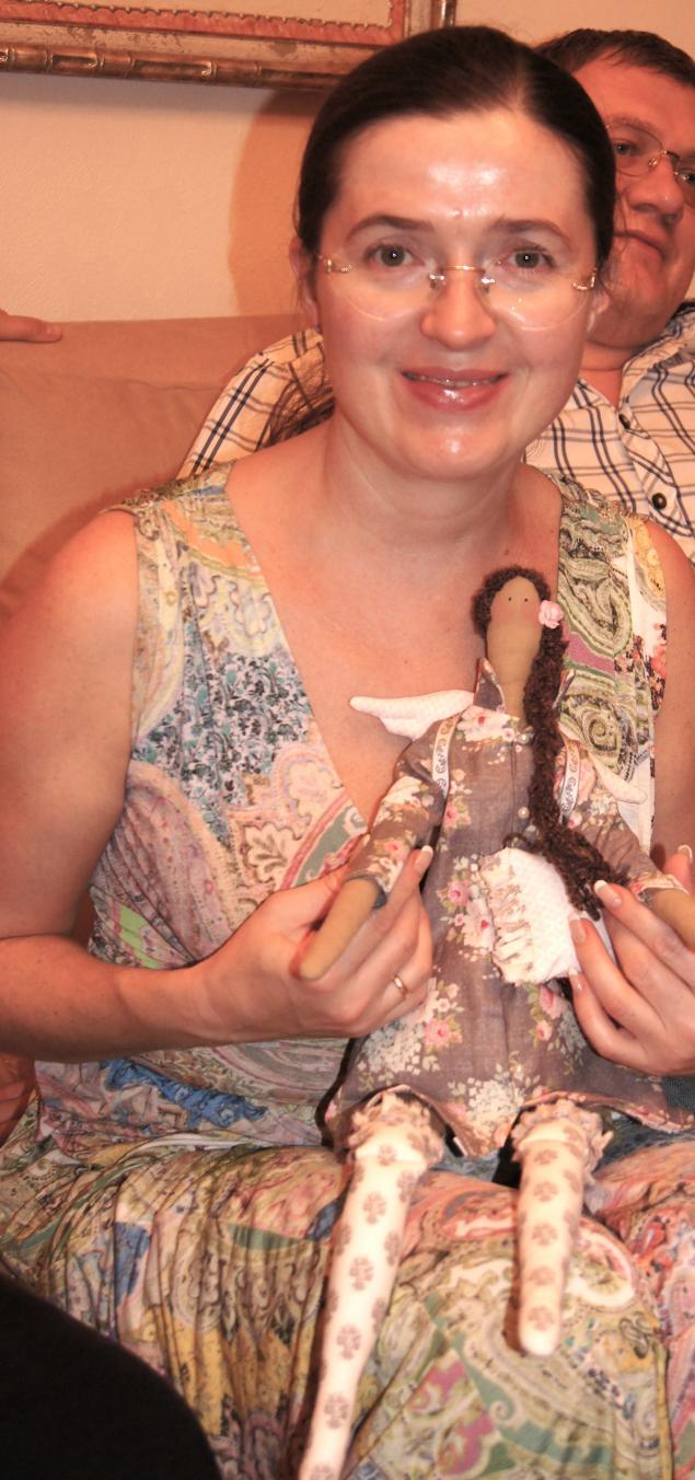 Куклы-тильды портретные/ на заказ, фото № 3