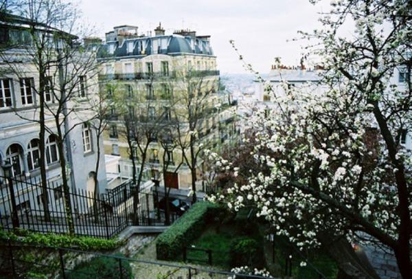 Весенний Париж, дыхание теплого ветра, фото № 31