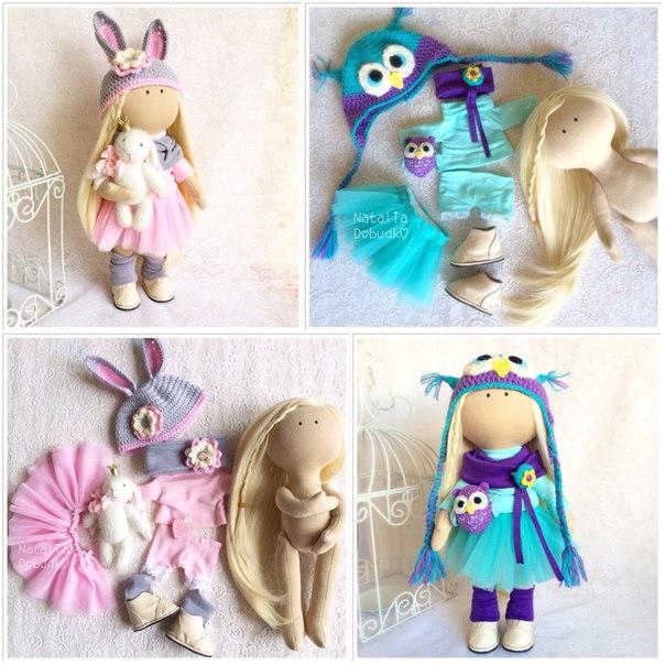 Текстильные куклы тильда мастер класс