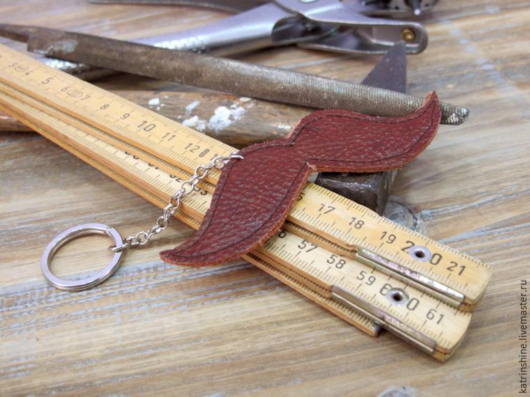 Из чего сделать брелок для ключей своими руками 21