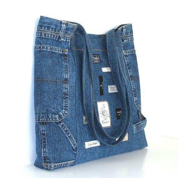 Сумка своими руками мастер класс из джинсов