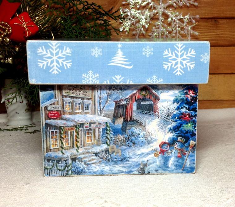 короб для подарка