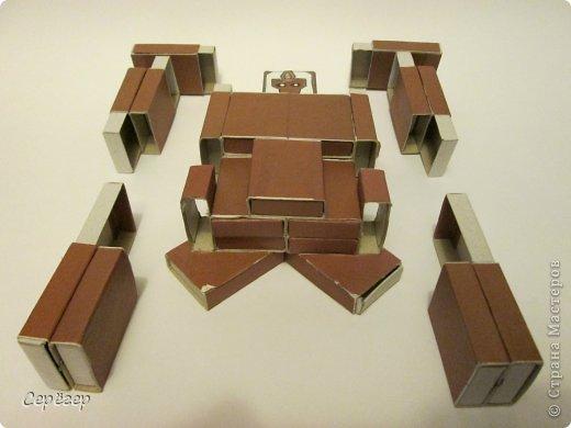 Как сделать спичечный коробок из картона своими руками видео