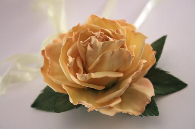 мк роза, роза мастер класс, фоам