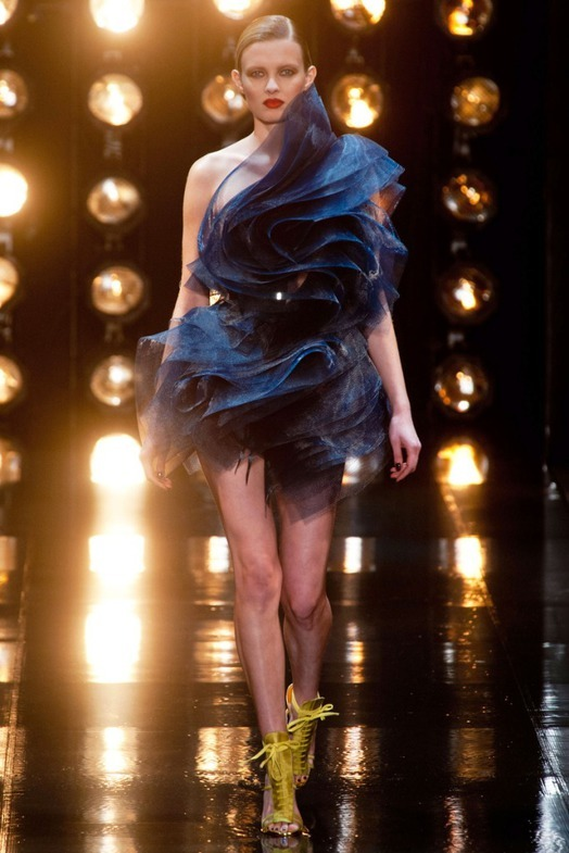 Alexandre Vauthier Haute Couture весна-лето 2014, фото № 26