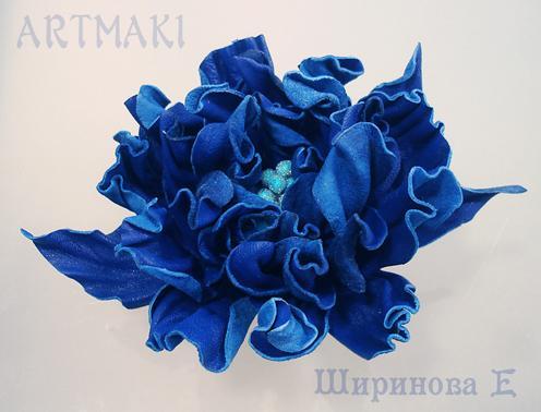 цветы для верхней одежды