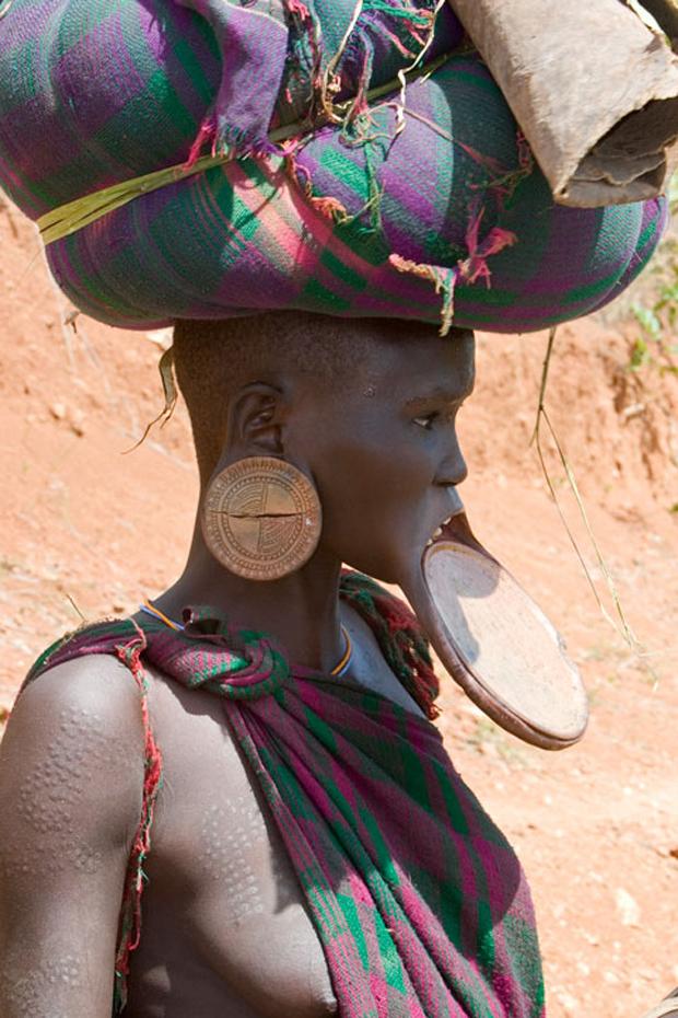 Африканских фото поп женских