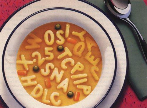 вышитые алфавиты