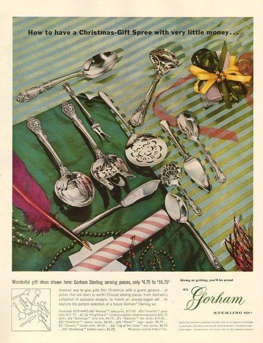 Новогодняя реклама Vintage/1951 -1956 включительно, фото № 21